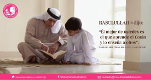 Aprende y enseña