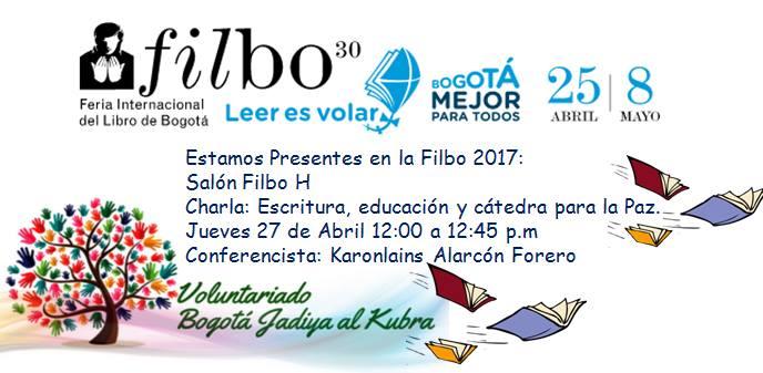 MUSULMANAS EN LA FERIA INTERNACIONAL DEL LIBRO DE BOGOTÁ