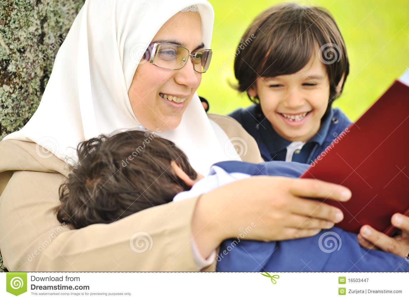 Enseñando el ISLAM a nuestros hijos.