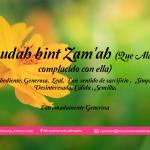 Saudah bint Zam'ah